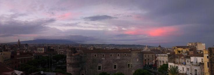Castello Ursino by R cR on 500px