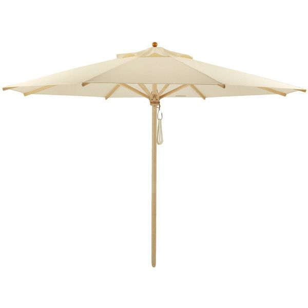 Weishaeupl Weishäupl - Classic parasol ($745) ❤ liked on Polyvore featuring home, outdoors, patio umbrellas, outdoor, sun protection, rectangle patio umbrella, rectangular patio umbrella, outdoor patio umbrellas, rectangular outdoor umbrella and square patio umbrella