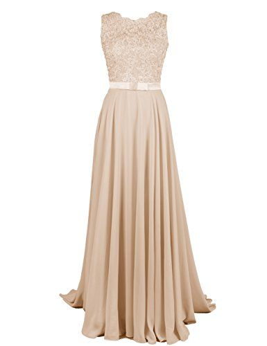 Dressystar Sexy Open Back Chiffon Lace Sheath Bridesmaid Evening Dresses With Train Size 6 Champagne Dressystar http://www.amazon.co.uk/dp/B00QACSGSU/ref=cm_sw_r_pi_dp_5A-mwb1DNHQ7S