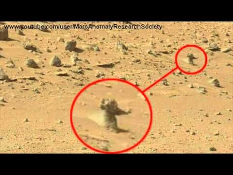 Alleged NASA Worker Says She Saw Humans Walking on Mars ...