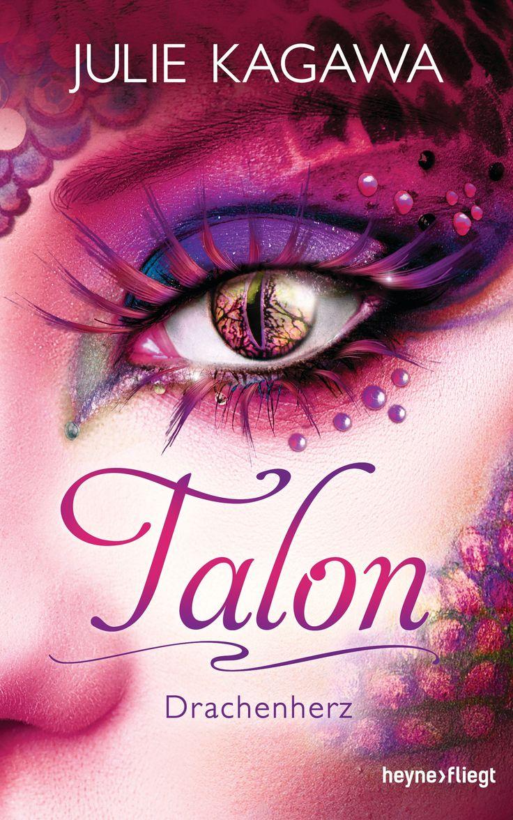 (Rezension) Talon Drachenherz - Julie Kagawa
