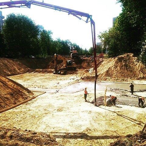Nasz budowa #budowa #deweloper #development #mieszkanie #osiedle