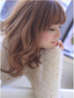 ~Visee Line~ White Love curl