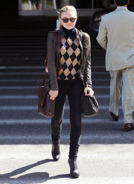 Chloe Grace Moretz Photo - Chloe Moretz Touches Down At LAX
