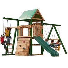 Swing-N-Slide Grand Trekker Swing Set