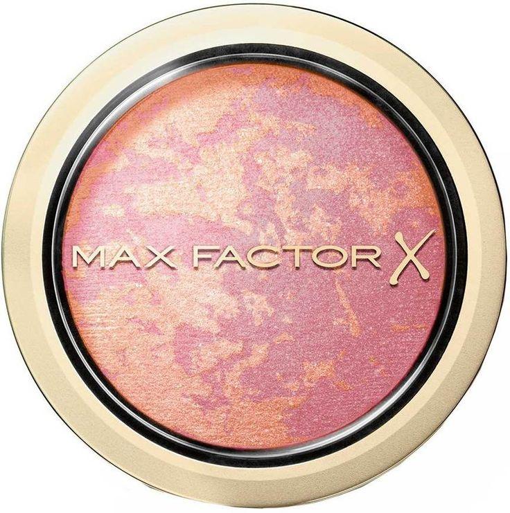 Το νέο Creme Puff Blush είναι το μοναδικό ρουζ από τη Max Factor που περιέχει διαφορετικούς τόνους pigments, ώστε να πετύχετε την τέλεια απόχρωση ρουζ! Με baked σύνθεση, είναι ειδικά σχεδιασμένο για να απλώνεται εύκολα και να