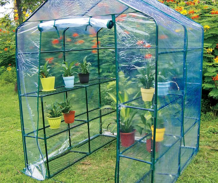 Large Portable Greenhouse : Ideas about walk in greenhouse on pinterest