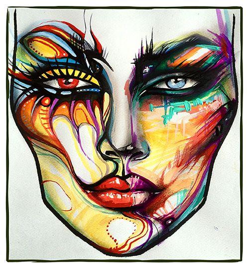 340 Best Face Charts Images On Pinterest Beauty Makeup