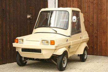 1982 Flipper II Microcar