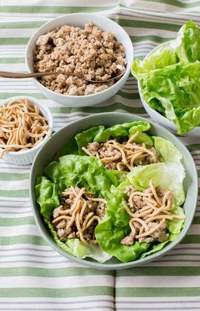 Cocinar Lechuga | Paquetitos O Wraps De Lechuga Recetas Que Cocinar Rapidas Y