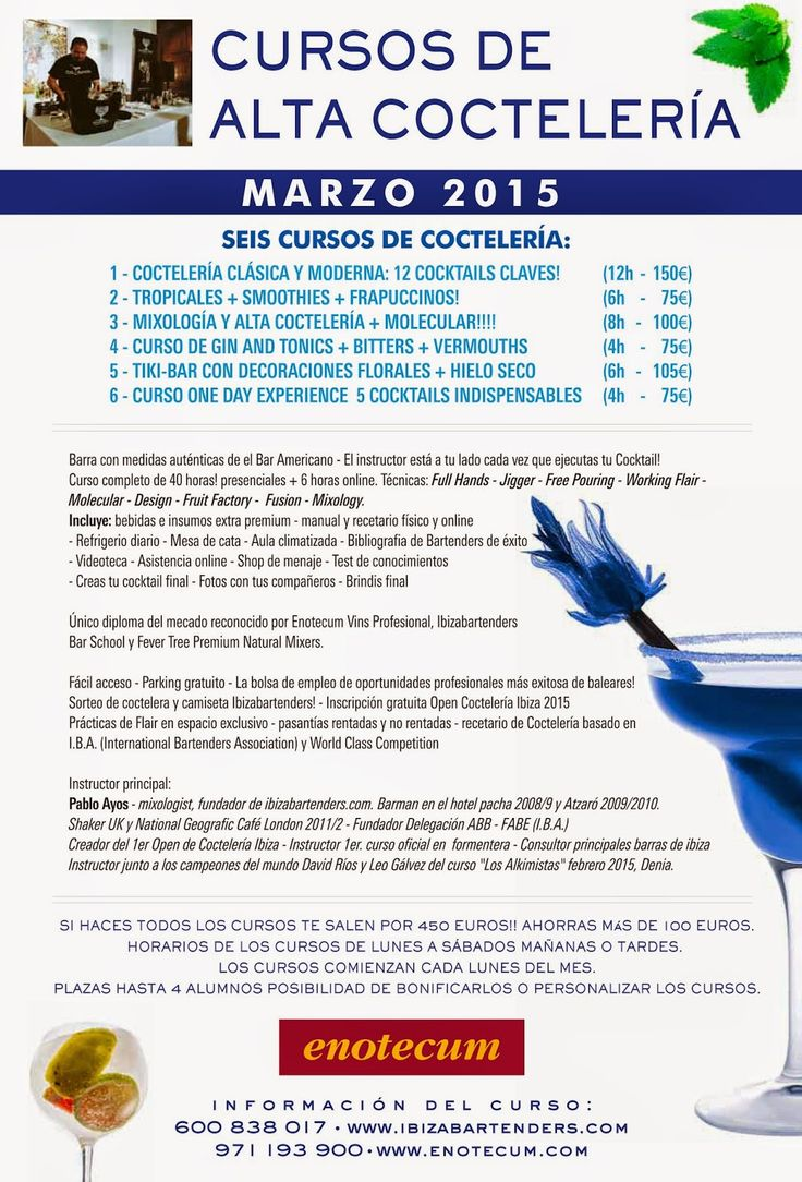 Cocktails in Ibiza: Ibizabartenders desde 2004. Alta Coctelería.: COCKTAIL SHOW! IBIZABARTENDERS BAR SCHOOL!