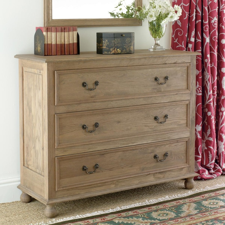 Chameleon Chest of Drawers, Weathered Oak
