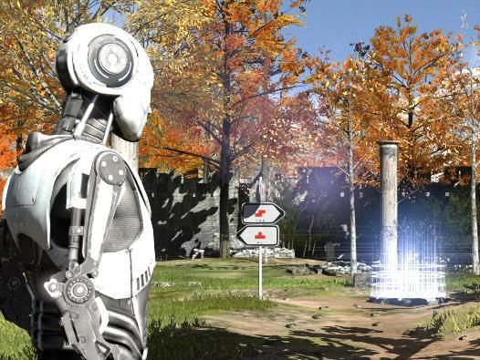 The Talos Principle - Deluxe Edition - http://www.weltenraum.at/the-talos-principle-deluxe-edition/