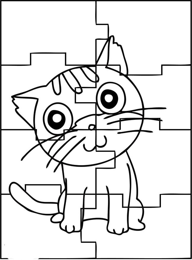 crossword coloring pages - photo#18
