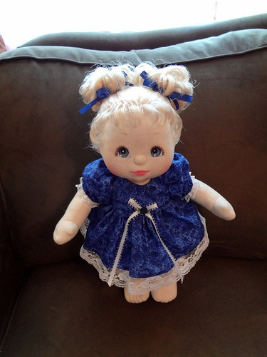 I loved my My Child doll! Cindy Claire
