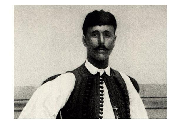 Spiridon Louis is Greece's Marathon Hero at First Modern Olympics (1896 Athens)