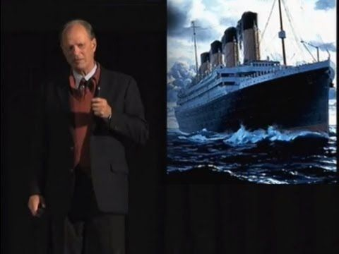 ▶ The Titanic Discovery: Professor Robert Ballard - YouTube