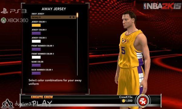 EA Sports'un geliştirmekte olduğu NBA Live serisinin tekeline son vererek kısa bir sürede içerdiği üstün sistemler ve görsel yenilikler sayesinde basketbol türündeki dijital oyunların zirvesine oturmayı başaran NBA 2K serisi, 2015'e özel oyununda da birbirinden ilgi çekici yenilikleri oyuncuları ile buluşturmaya hazırlanmakta  Yeni nesil konsolların sahip olduğu Kinect ve Playstation Camera gibi aksesuarların sunduğu tarama özellikleri sayesinde