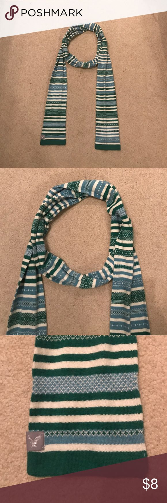 🎉Final 2 Days!🎉 American Eagle Scarf This comfy American Eagle Scarf has only been worn a few times and is still in great condition! Perfect winter addition to any outfit American Eagle Outfitters Accessories Scarves & Wraps