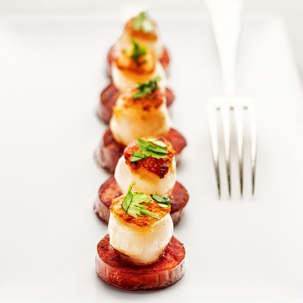 Best 25 scallop appetizer ideas on pinterest simple for Appetizer canape