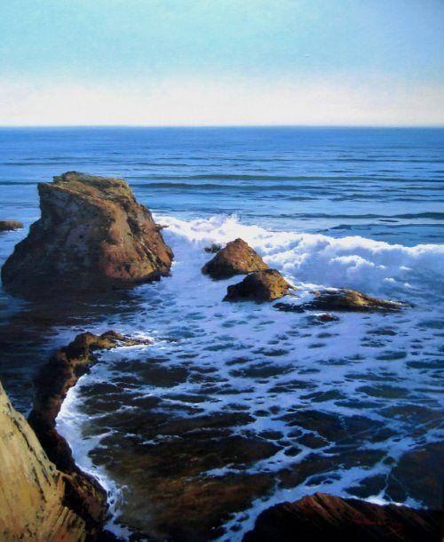 Mar del Norte Jose Higuera