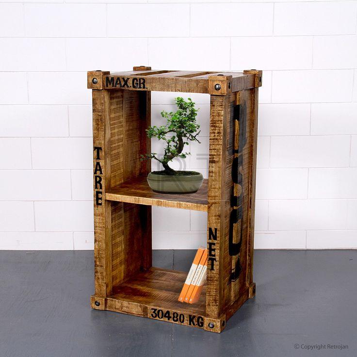 WANT WANT WANT Buy Bert Small Bookshelf | Retro Bookshelf | Storage Solutions – Retrojan