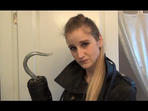 How to DIY Killian Captain Hook's Hook - Once Upon A Time Tutorial - YouTube