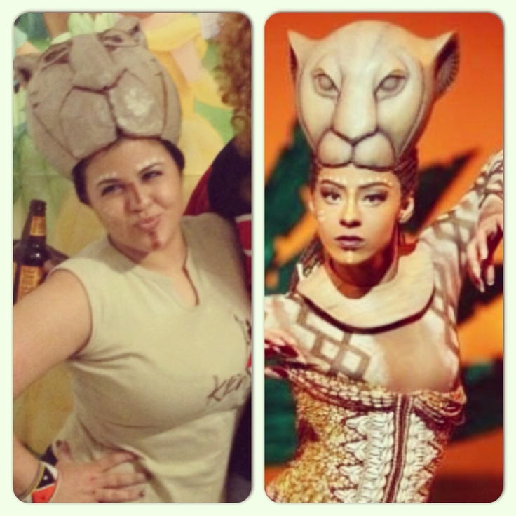 Diy Lion King Costume T