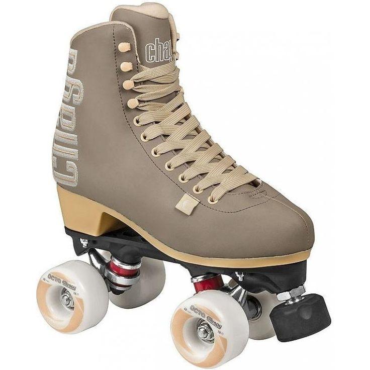 Fashion op comfort en prestaties. Deze skate doet denken aan Californië, het epicentrum van de rolschaats beweging die in de jaren '70 begon. De schaats is perfect voor het rollen aan de boulevard of ontspannen tochten, want het is super comfortabel. Deze skate is een echte blikvanger. De Chaya, nieuwe Rollerskates van het Duitse merk Powerslide. Een zeer comfortabele schoen welke en goede fit hebben voor een uitstekende ondersteuning van je voeten en enkels.Specificaties:Schoen: halfzac...