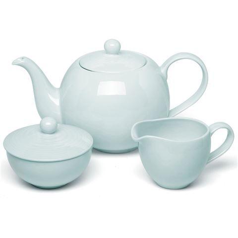 Royal Doulton - Gordon Ramsay Blue Maze Tea Set 3pce | Peter's of Kensington