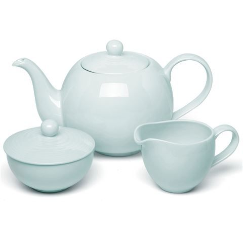 Royal Doulton - Gordon Ramsay Blue Maze Tea Set 3pce | Peter's of Kensington