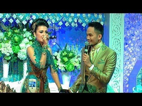 Resepsi Mewah Teuku Wisnu dan Shireen Sungkar - Intens 18 November 2013