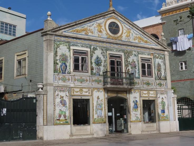 Fábrica Viúva - Lamego, Portugal