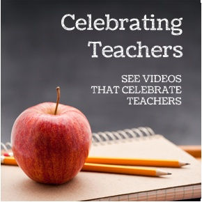 Teacher Wall...  1 minute videos from hundreds of teachers celebrating TEACHING!