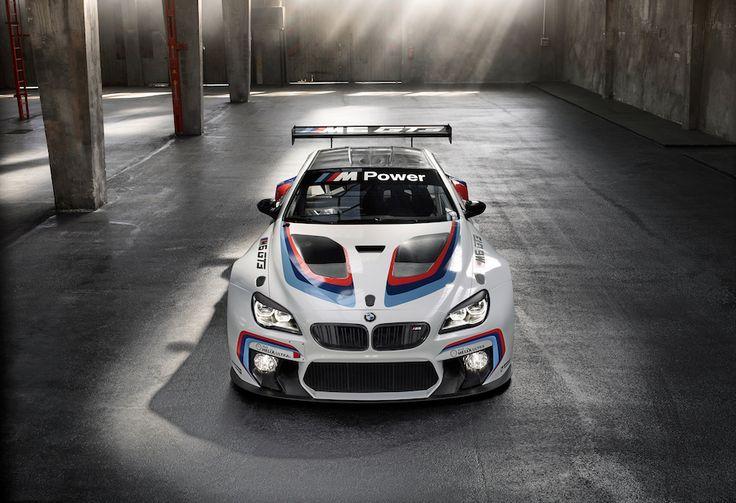 BMW M6 GT3 – Erste Fotos vom ungetarnten Rennwagen auf der IAA