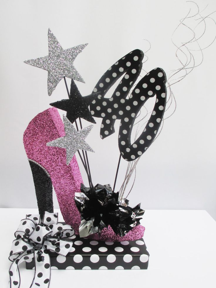 Best high heel shoe party decorations images on