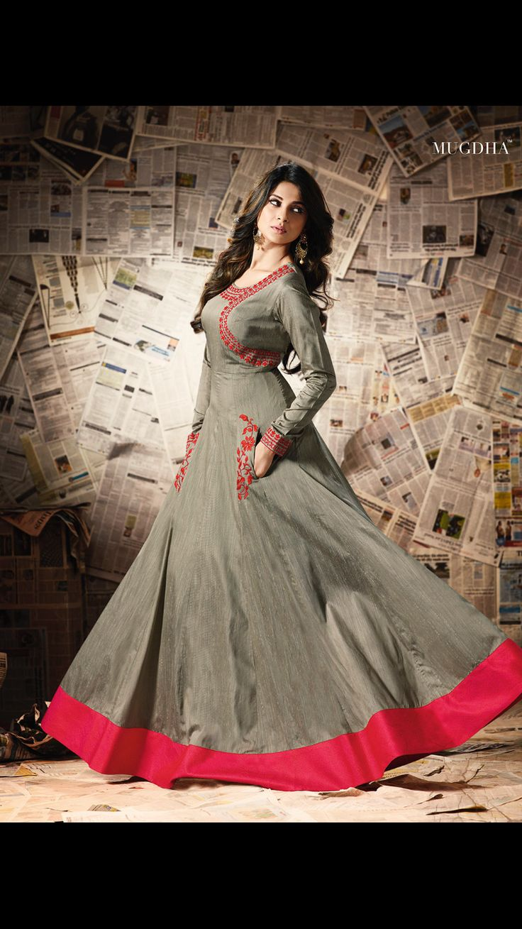 Suit with pocket.. by mugdha