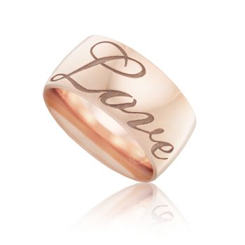 Ladies Collection - Peter W Beck - Wedding rings #Rings #Wedding #Marriage #Jewellery #Pink #Gold #Love