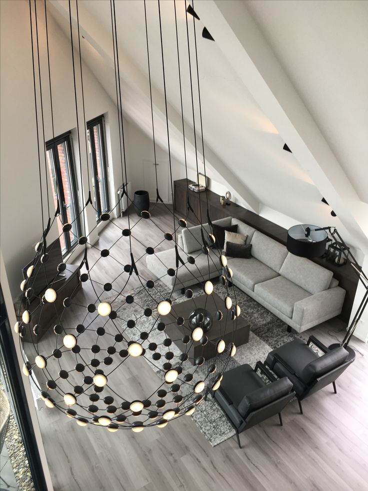 Interior- & Lighting design + decorated by Huis in Stijl