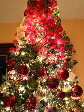 Christmas Tree,Decor