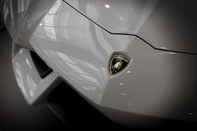 Very nice Lamborghini. Wow.