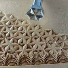 leather deboss pattern geometric - Google Search