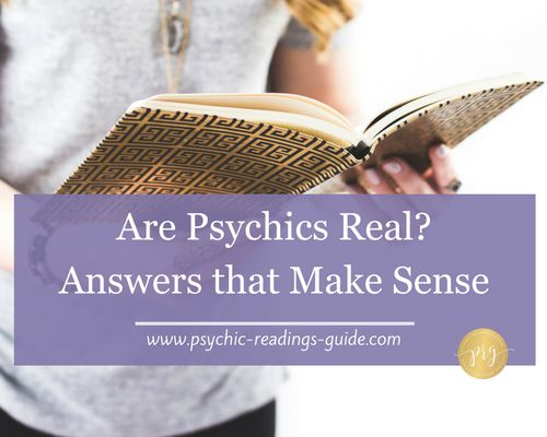 Are psychics real or are the skeptics right? Uncover the refreshing and down-to-earth truth about real intuitives, ESP, and the stuff you see on TV.