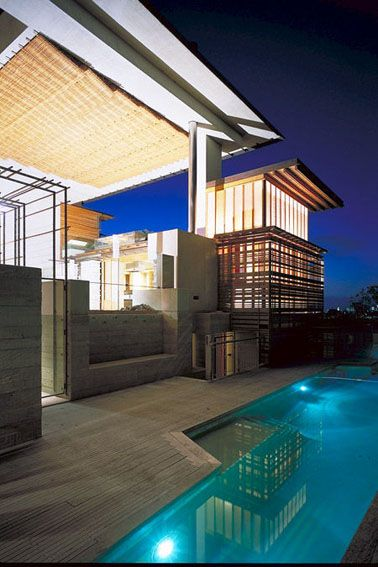 C House by Donovan Hill Architects