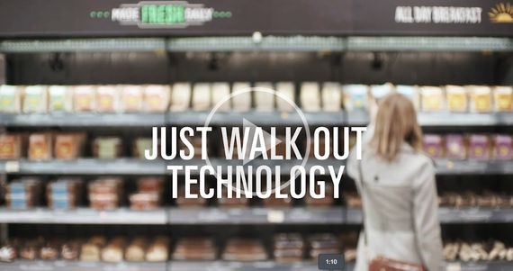 No you can't just walk out of Amazon Go with a six-pack of beer     - CNET                                                     Amazon                                                  Amazons experimental convenience store will stock beer and wine but those items wont be grab and go.   Amazon Go a single store in Seattle thats set to open to the public sometime this year will sell prepared foods snacks beverages and other convenience groceries. Instead of traditional checkout lines and…