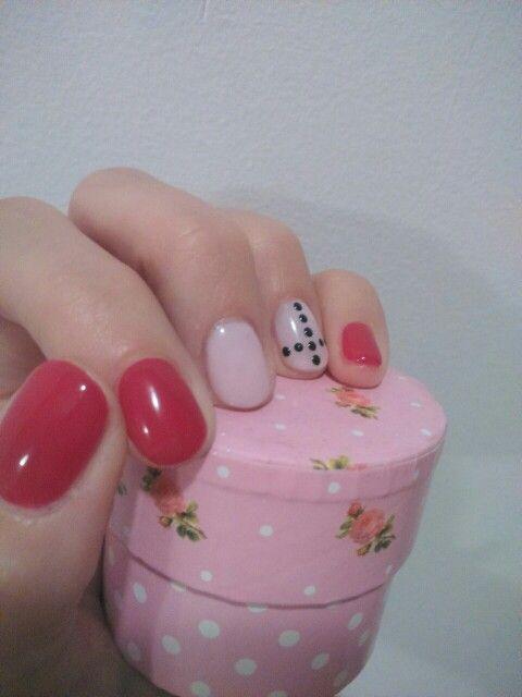 Rose dream #nails #rose #cute #beautiful