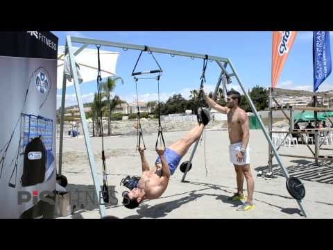 aeroSling pre-promotion workout - YouTube