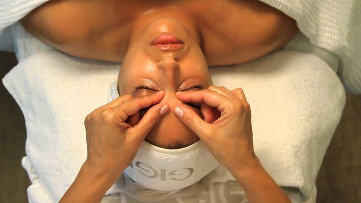ג'יג'י מעבדות מציגה עיסוי פנים - GIGI COSMETIC present Face Massage