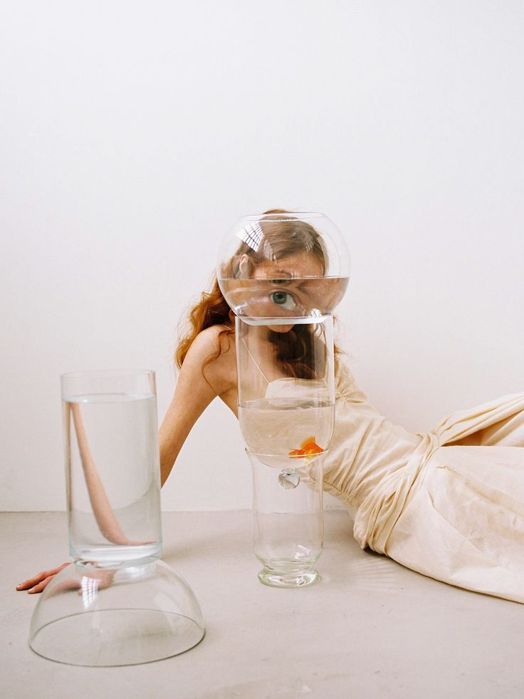 """""""Reflection / Refraction"""". Photographed by Josep Moré for Metal Magazine"""