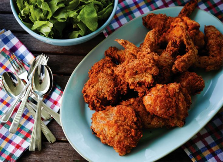 American Food: 40 Classic Recipes From The USA